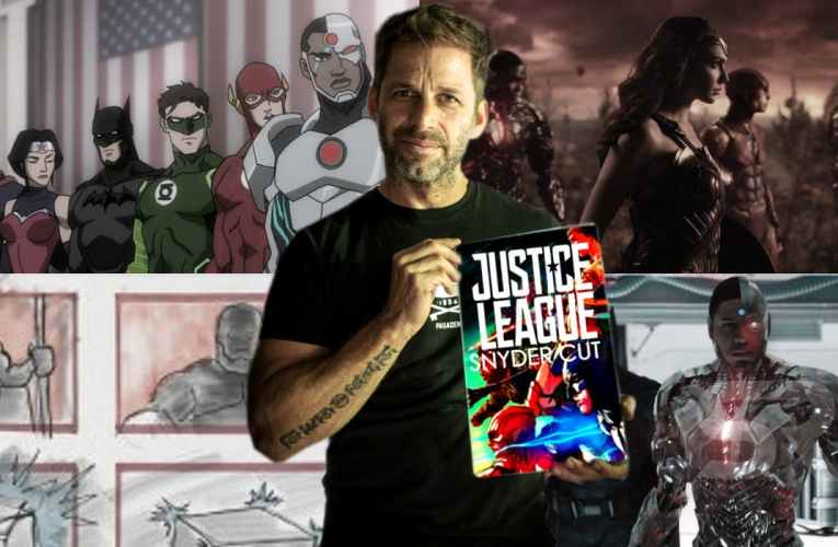 Stop asking for the Snyder Cut, Long Live the Snyder Cut