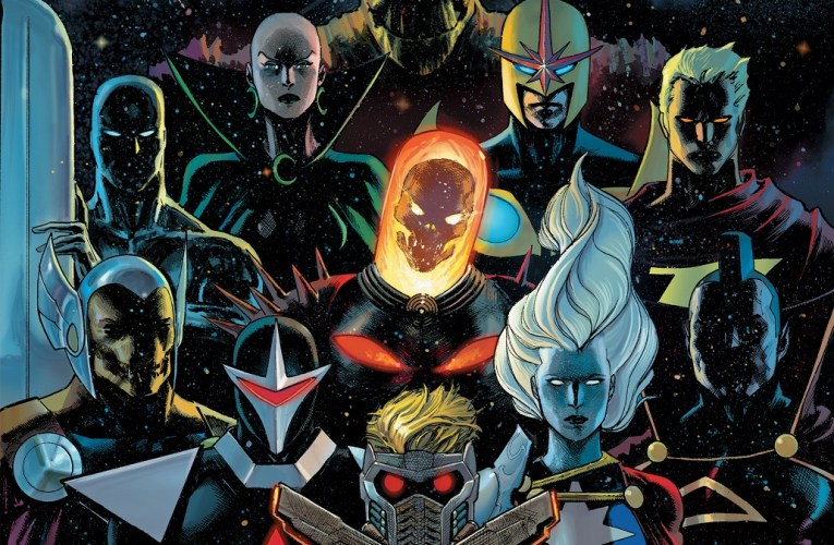 The Guardians of the Galaxy Return!