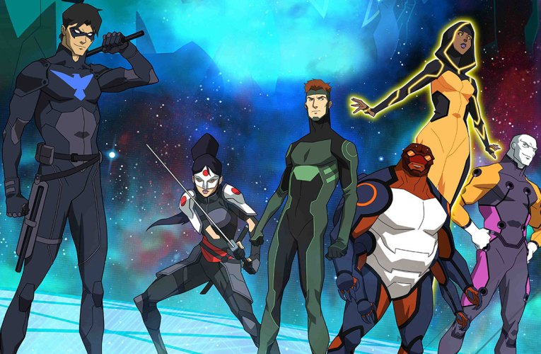 Young Justice: Outsiders – It's like Christmas in January