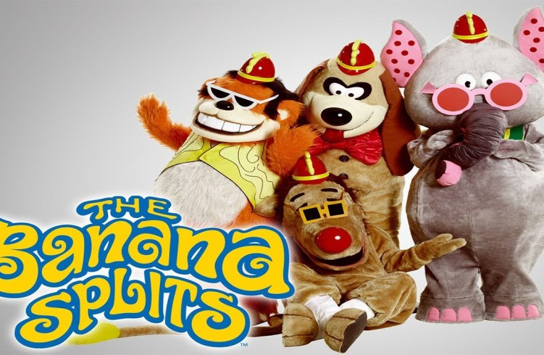 THE BANANA SPLITS Are Back in All-New Horror Movie from WBTVG's Blue Ribbon Content for WBHE & SYFY