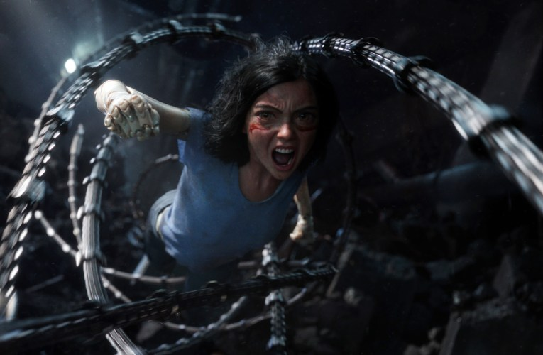 The Eyes Have It – Alita:  Battle Angel (Review)