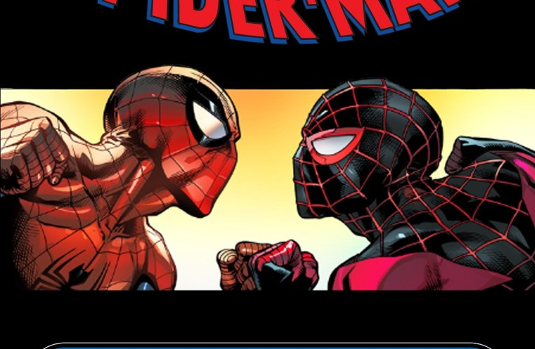 FREE COMIC BOOK DAY 2019: Donny Cates, Ryan Stegman, Tom Taylor, Saladin Ahmed, and Cory Smith team up for FCBD SPIDER-MAN/VENOM #1!