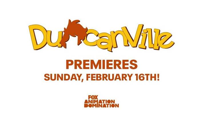 """DUNCANVILLE,"" STARRING EMMY AWARD WINNER AMY POEHLER, JOINS SUNDAY'S ANIMATION DOMINATION, THIS FEBRUARY ON FOX"