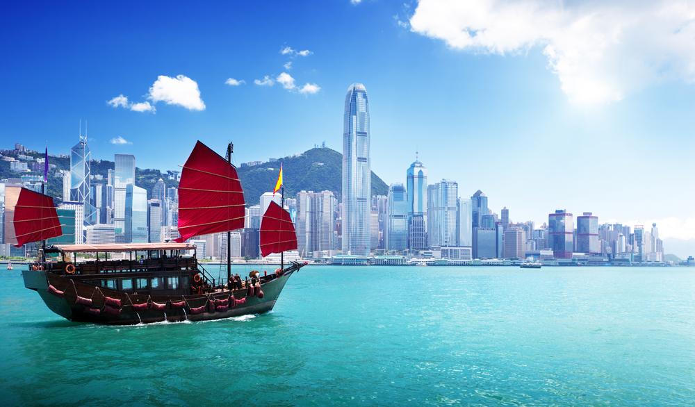 One Minute in Hong Kong