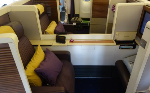 Thai Airways First class