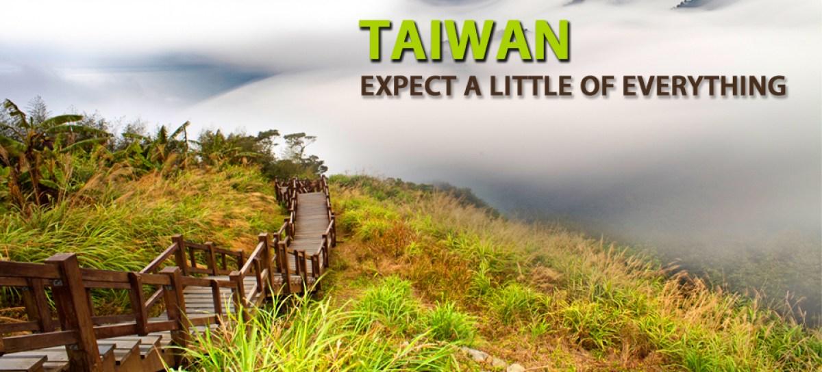 Going Global TV, Taiwan