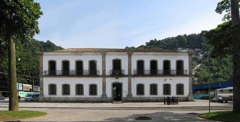Cadeia Velha de Santos, casa Pagu