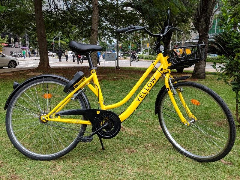Bicicleta Yello