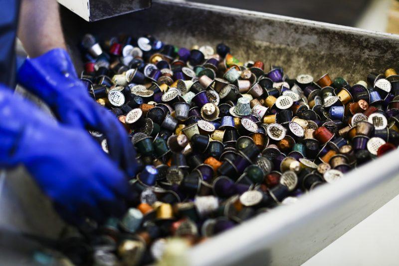 Público poderá conhecer Centro de Reciclagem da Nespresso e fazer visita guiada