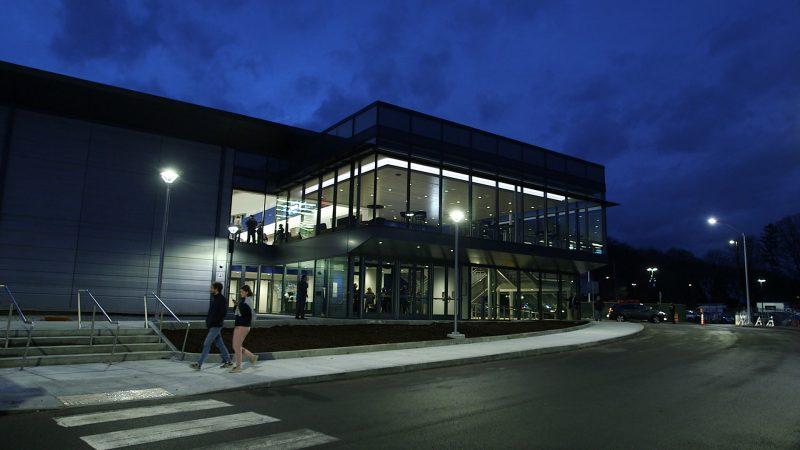 Bentley Arena recebe certificação LEED Platinum