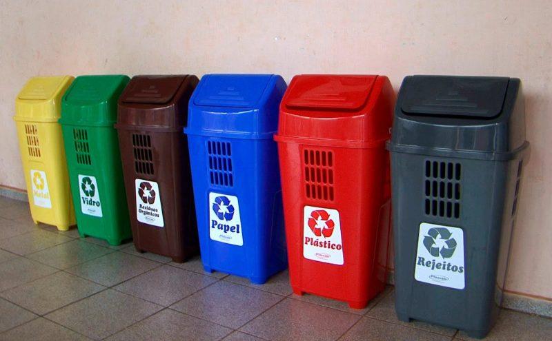Separação correta de lixo é fundamental para a continuidade da reciclagem