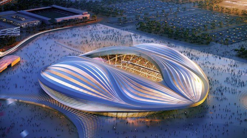 Al Wakrah Stadium | Cidade: Al Wakrah