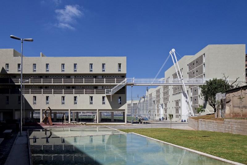 Parque Novo Santo Amaro V foi o 1º colocado no Prêmio de Arquitetura Instituto Tomie Ohtake AkzoNobel 2018