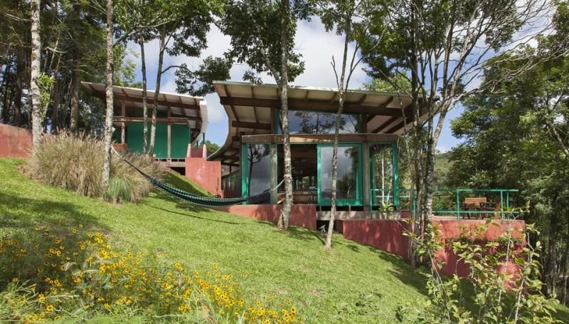Residência em Gonçalves recebeu menção honrosa em cor
