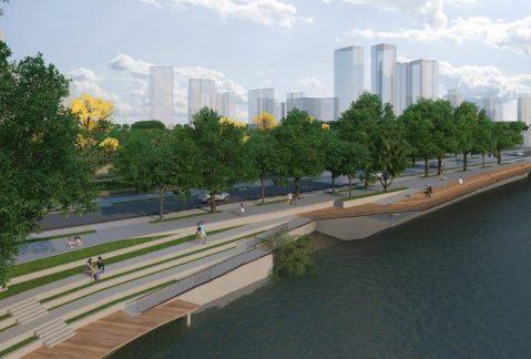 Case apresentado no seminário internacional Arq.Futuro – A Cidade e a Água