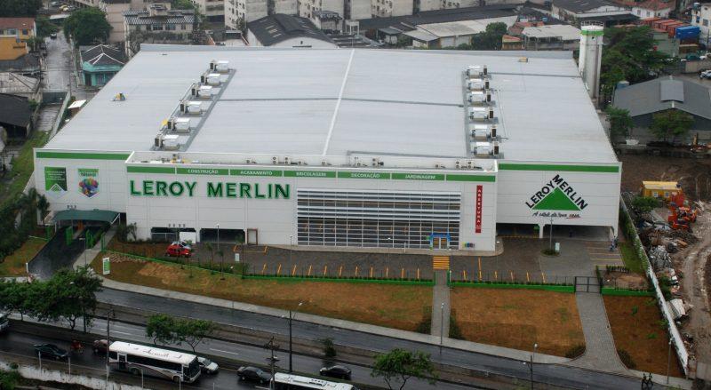 Leroy Merlin de Niterói tem certificado AQUA-HQE