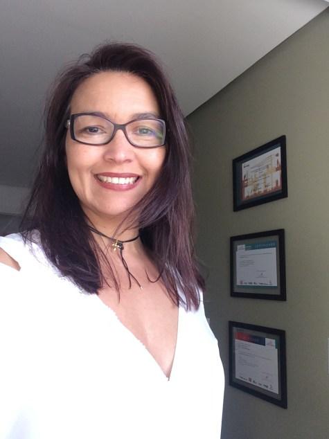 Audrey Bello Ramos, arquiteta do Ydesign