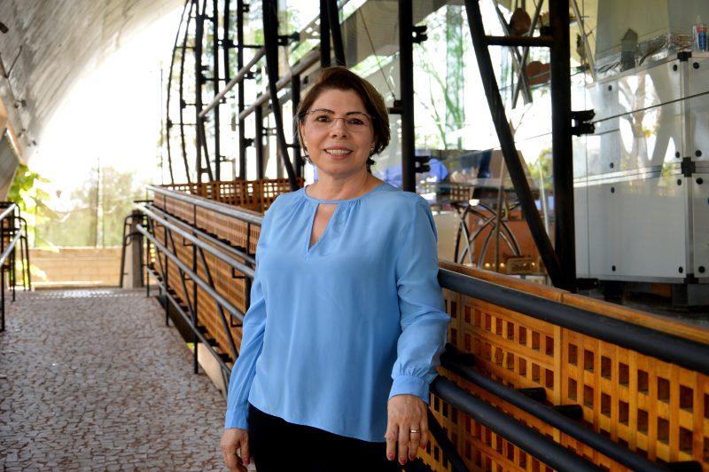 Suenia Sousa, gerente do CSS