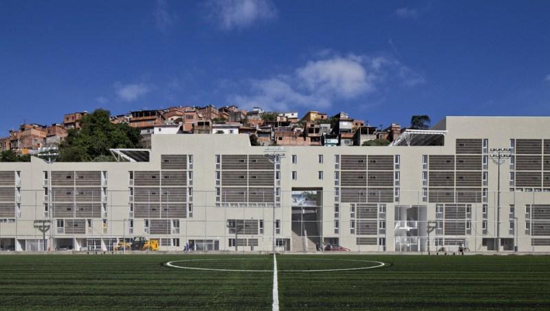 Parque Novo Santo Amaro V vencedor do 5º Prêmio de Arquitetura Instituto Tomie Ohtake AkzoNobel
