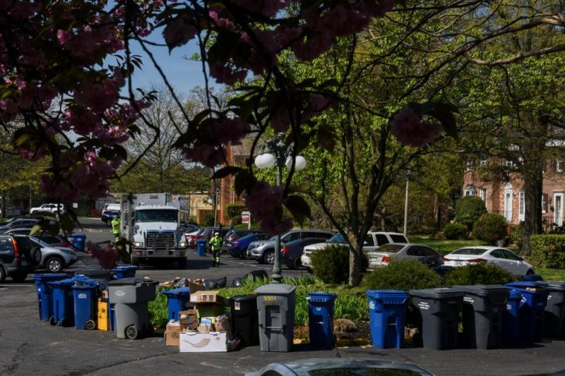 pandemia lixo plástico