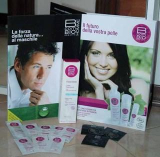 prodotti cosmetici BcomBio e Cupcake Organic