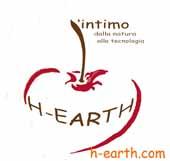 H-earth logo