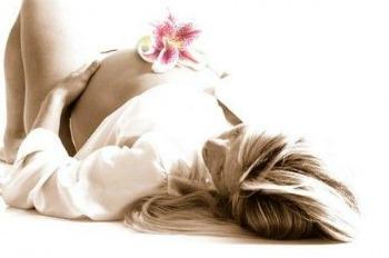 cura del corpo in gravidanza