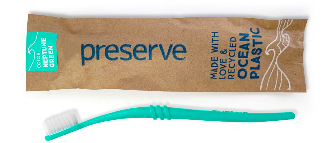 spazzolini ecologici Recycline Preserve