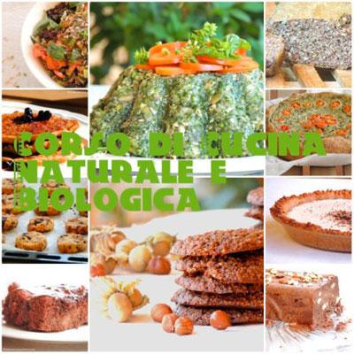 corso introduttivo di cucina naturale e biologica online