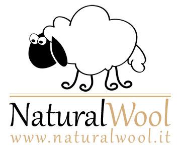 natural wool logo