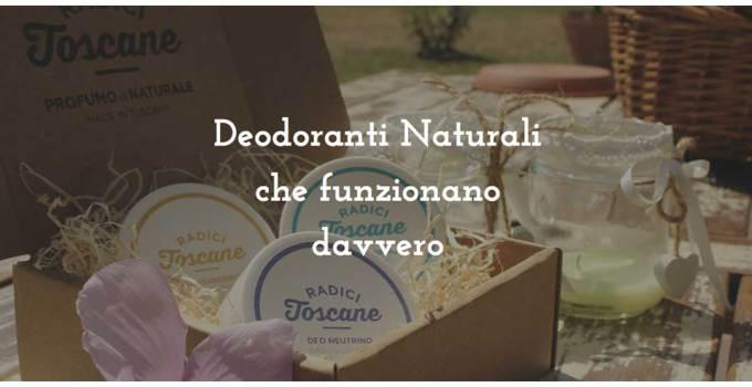radici toscane deodorante