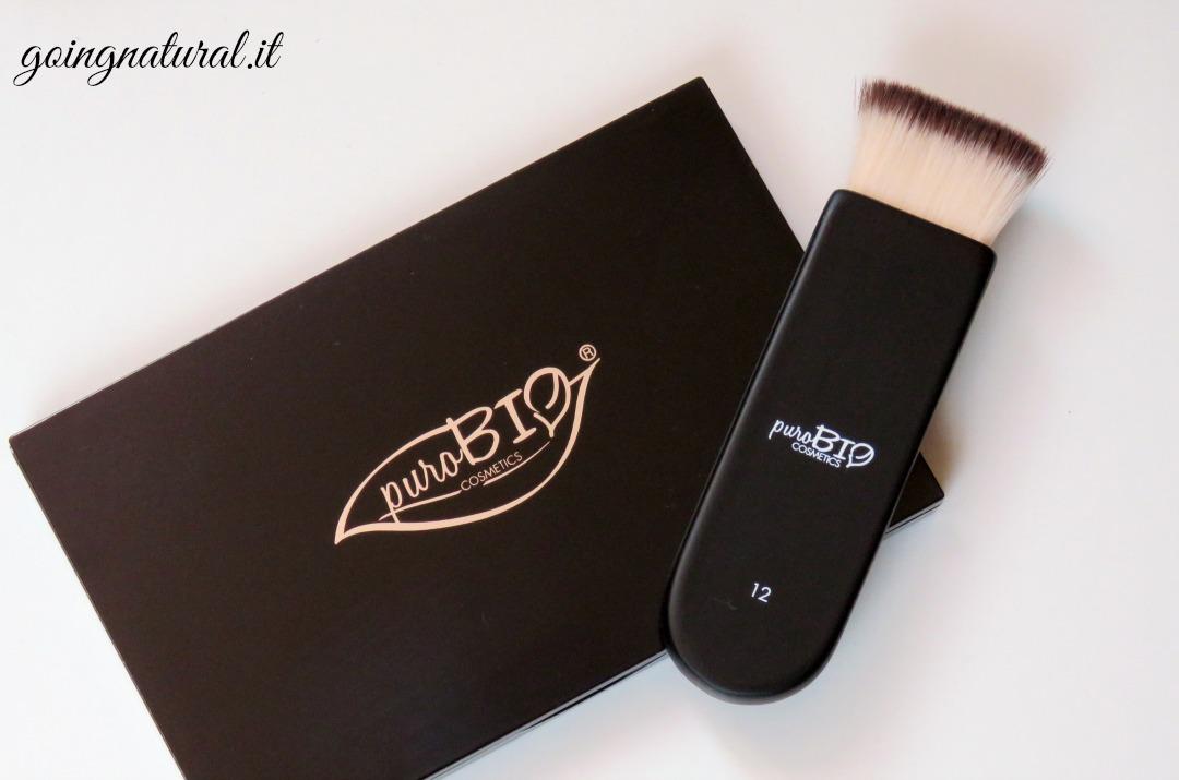 purobio cosmetics pennello 12