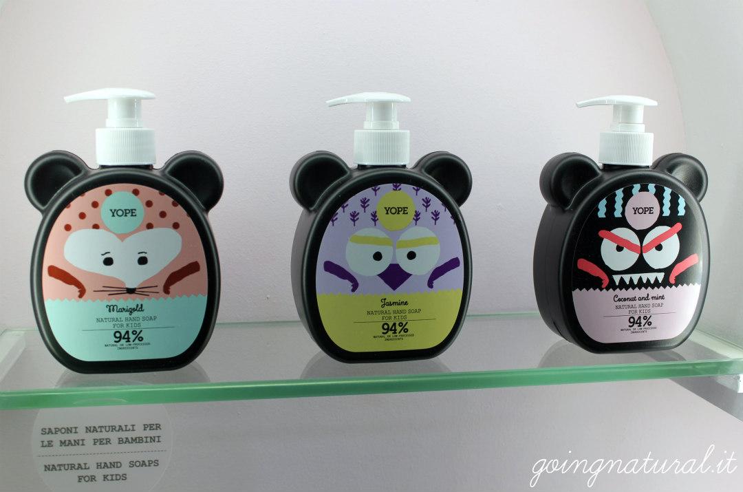 yope prodotti bambini