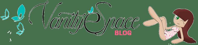 vanity space blog logo