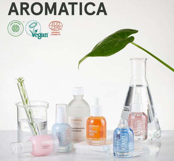 aromatica skin care certifications