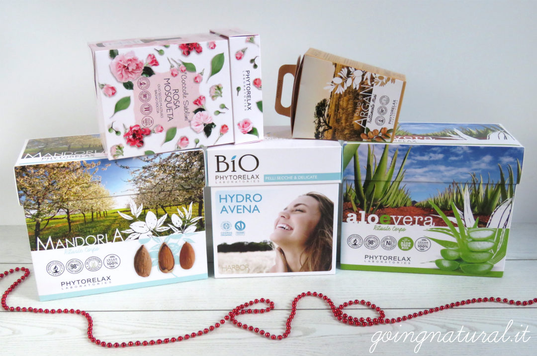 cofanetti phytorelax natale 2018 fronte