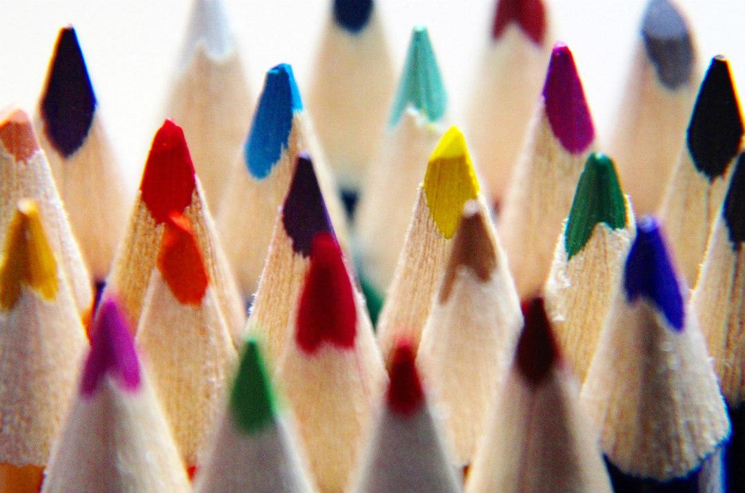 materiale scolastico scuola primaria pastelli