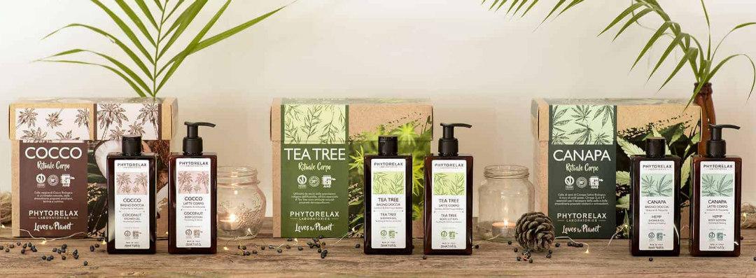 beauty box phytorelax rituale corpo