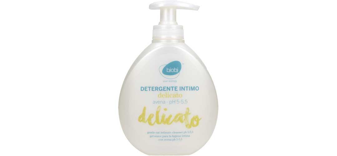 detergente intimo bambina bjobj delicato avena
