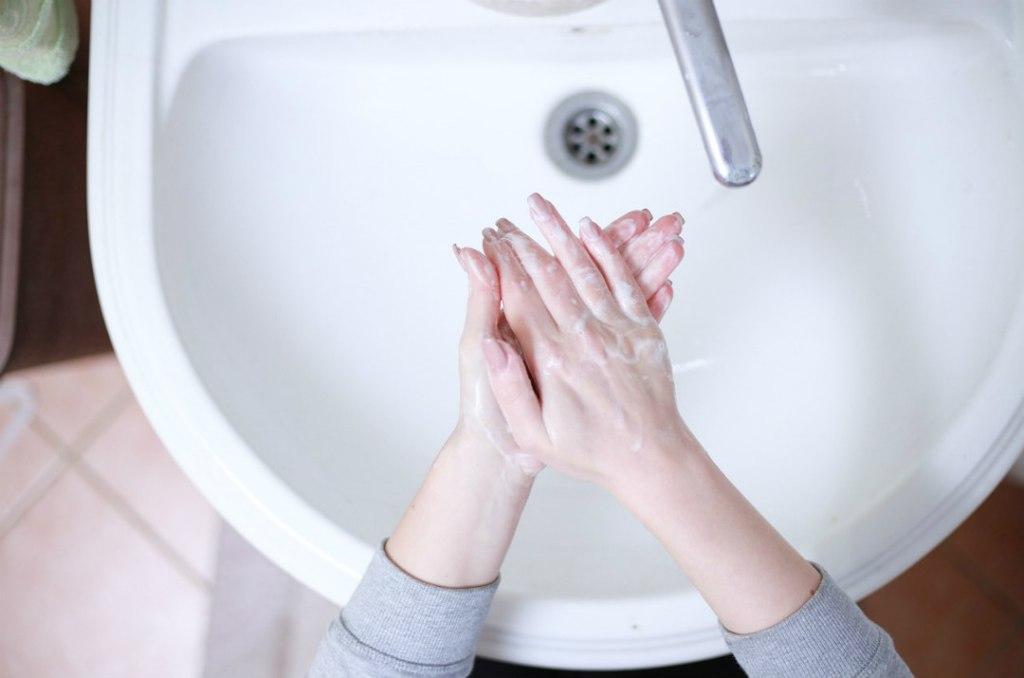 sapone non sapone mani
