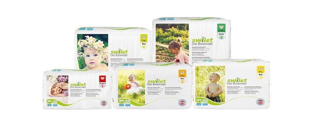 swilet pannolini biodegradabili