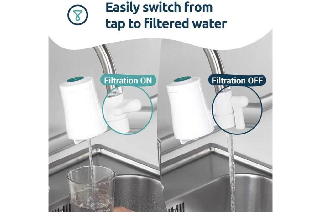tapp water leva rotta