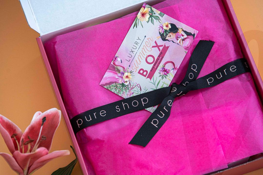 luxury summer box 2020 pre-apertura