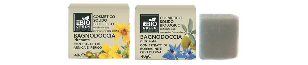 bagnodoccia solidi PH Bio Green