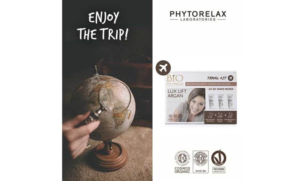 travel kit phytorelax lux lift argan