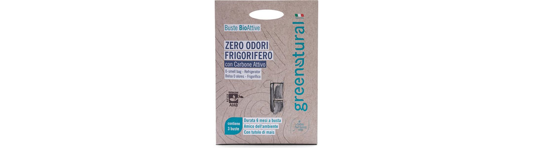 greenatural carboni attivi frigorifero