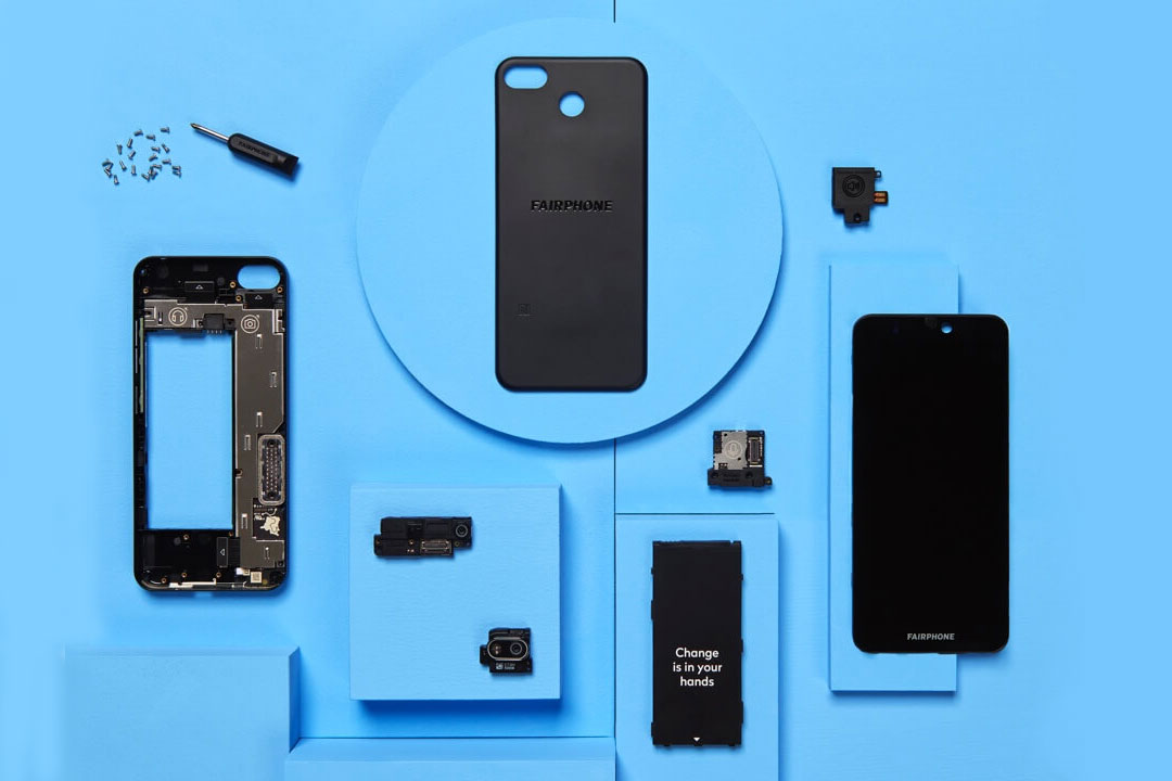 fairphone modulare