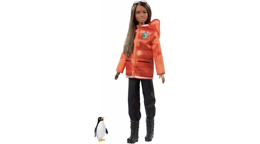 Barbie National Geographic Biologa Marina