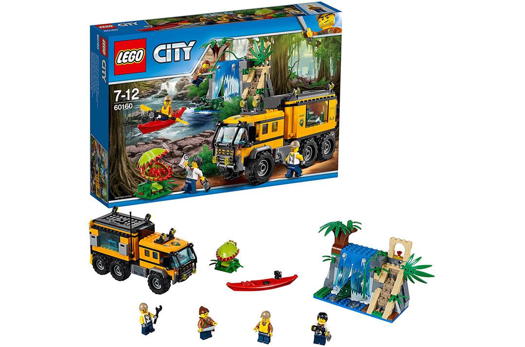 Lego City Jungle Explorer 60160