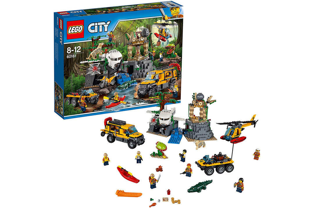 Lego jungle explorer 60161